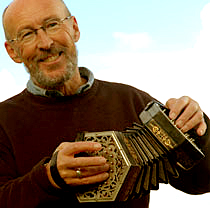 Alistair Brown Scottish Singer Accordionist