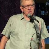 Paul Lambert recites a poem about the Falklands War