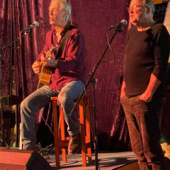 Wayne Mason and Carl Evensen