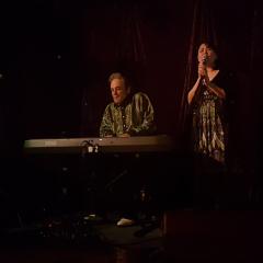 Clarinda Kwee and Don Franks