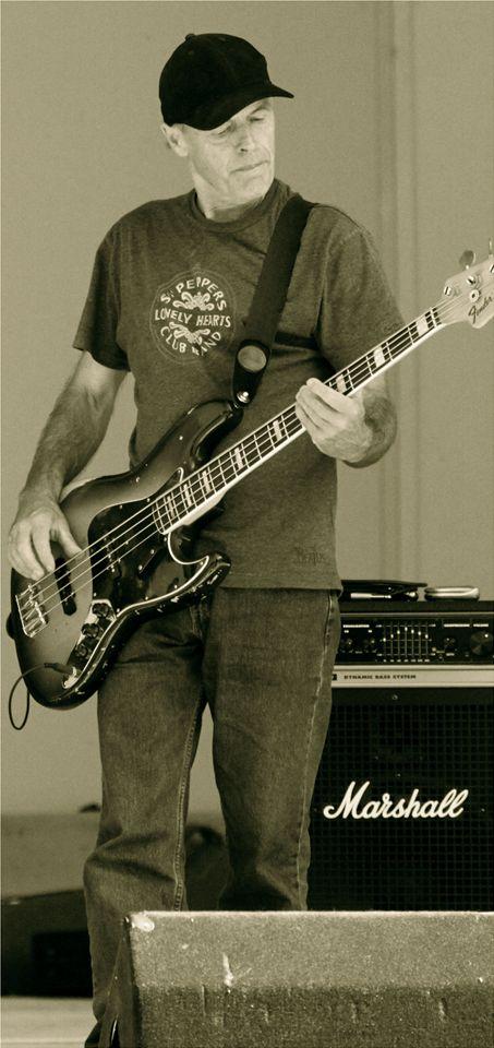 Chris Kirkland on bass