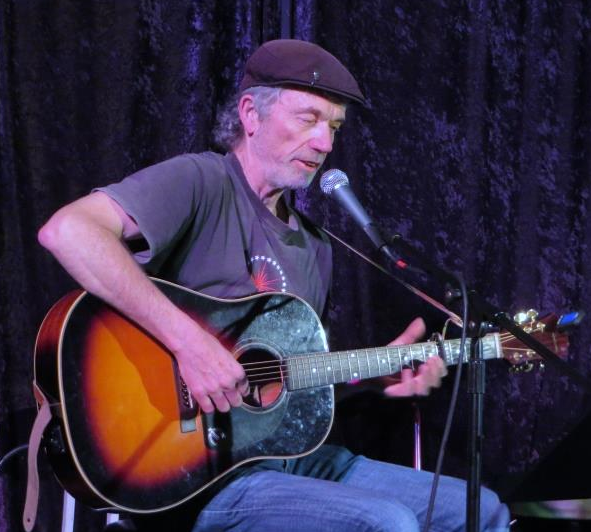 Barry Carter at Mainly Acoustic