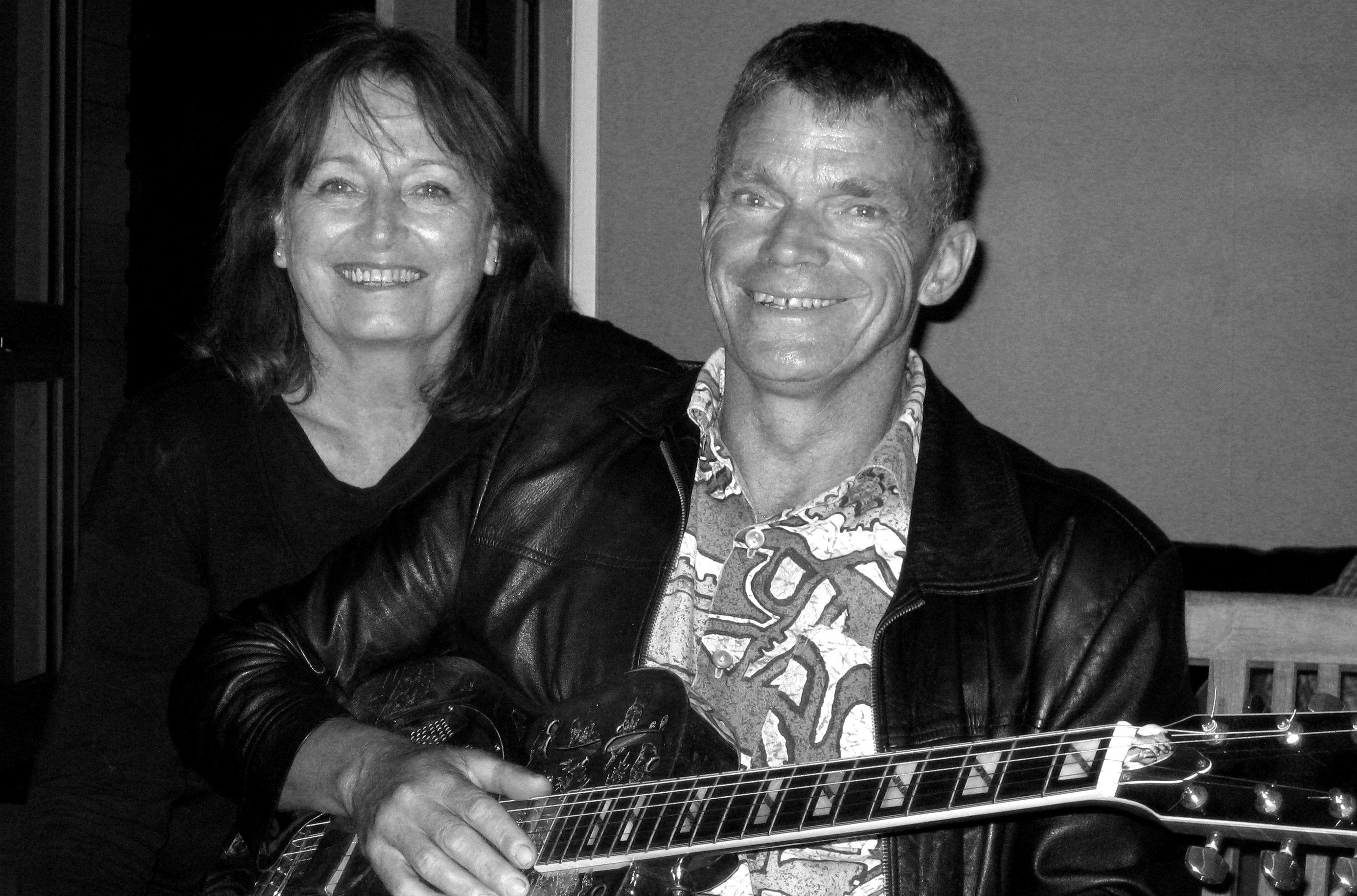 Dave Murphy and Carol Bean
