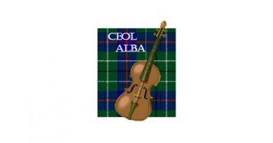 Ceol Alba Logo