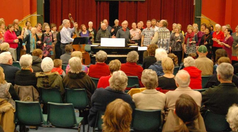 hutt valley community choir