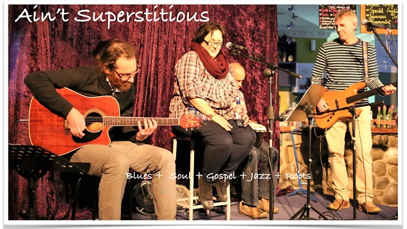 Aint Superstitious Band Photo