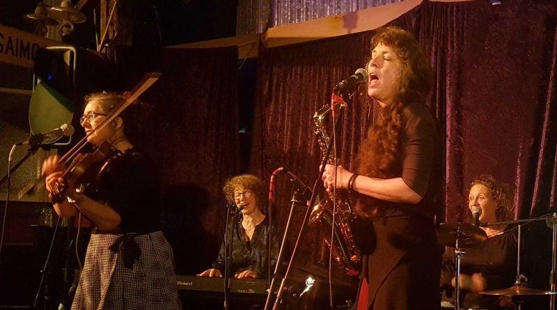 raven mavens quartette live