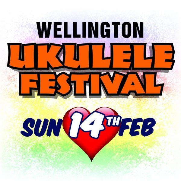 Wellington Ukulele Festival, 2021