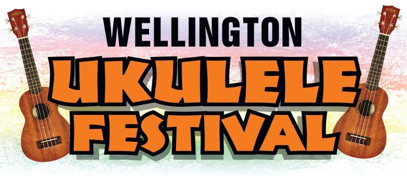 Wellington Uke Festival logo