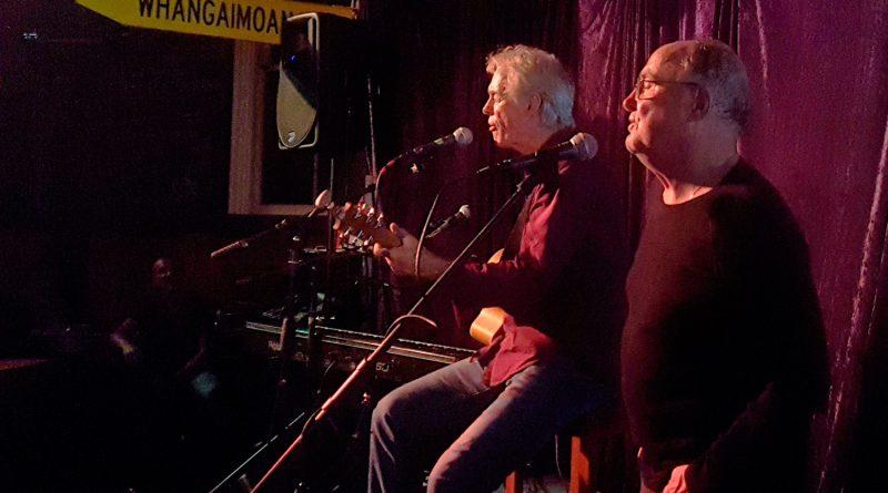 wayne mason and carl evensen singing
